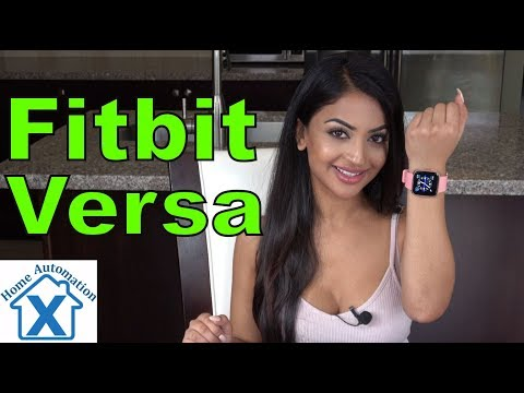 Fitbit Versa Review Better Than The Apple Watch?
