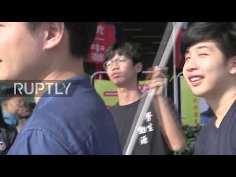 Hong Kong: Protesters Rally Against Law Allowing Extraditions To China