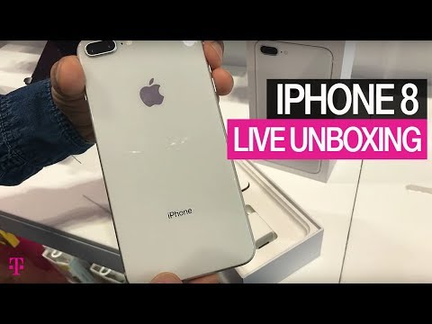 live:-apple-iphone-8-plus-review-and-unboxing-with-askdes-|-t-mobile