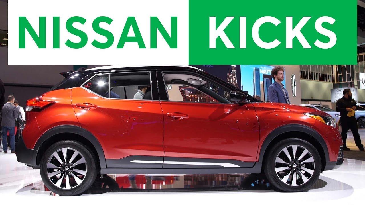 2017 La Auto Show 2018 Nissan Kicks Consumer Reports