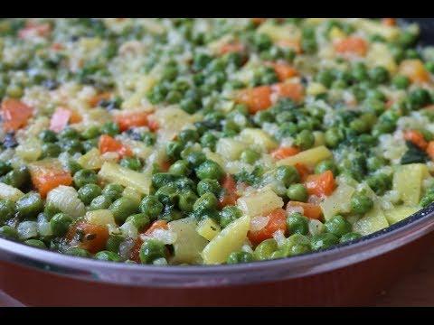 Bakina kuhinja - ako volite  rizi bizi evo divnog recepta