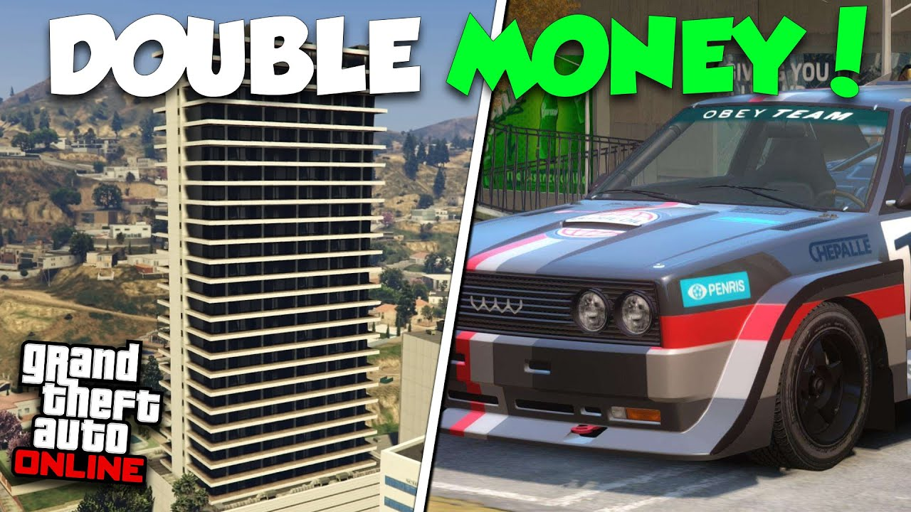 NEW YEARS WEEKLY UPDATE! Double Money & Discounts | GTA Online Weekly Update