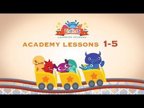 ELA Academy Lessons 1-5