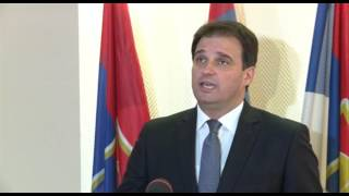 Изјава за медије Вукоте Говедарице након избора за предсједника СДС