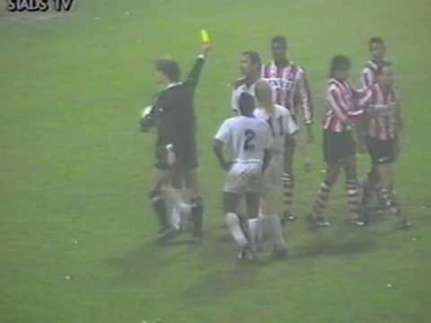 Sparta - Telstar (05-11-1992) 5-1 n.v. (KNVB Beker)