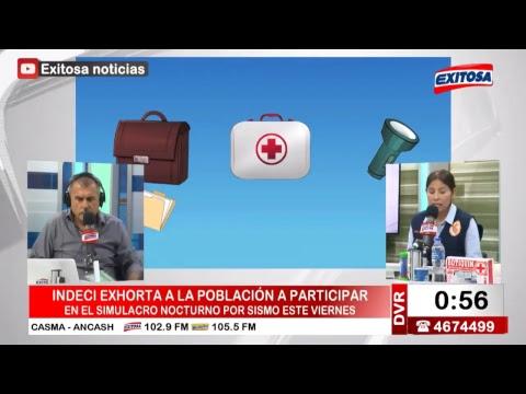 Exitosa Noticias 09 de octubre del 2017