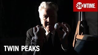 Twin Peaks | David Lynch's Comic-Con Message | SHOWTIME Series (2017)
