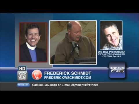 Frederick Schmidt on faith in hard times in The Dave Test.