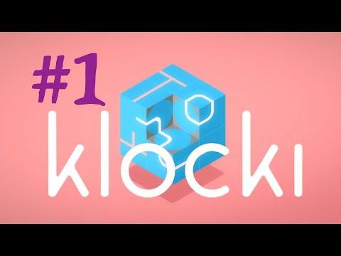 Klocki #1 - Walkthrough/Solutions (1 - 39) |