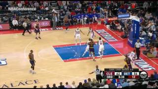 Cleveland Cavaliers vs Detroit Pistons | Game 4 | Cavs Fans Indo