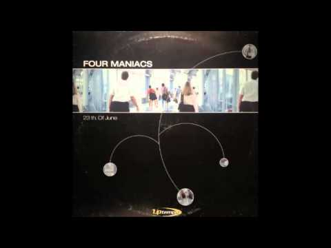 Four Maniacs ‎- 23th Of June (2001) (Uptempo)