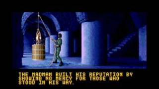 Desert Strike intro (Mega Drive/Genesis)