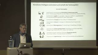 Dr. Jobst Landgrebe: Vortrag Künstliche Intelligenz