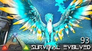 Gambar cover ARK: SURVIVAL EVOLVED - NEW GOD PHOENIX AKAT'S ANGEL PET FOREWORLD MYTH E93 (MOD EXTINCTION CORE)