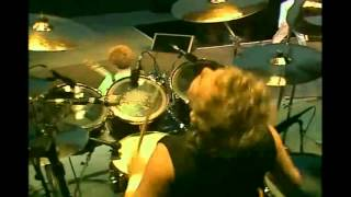 QUEEN 'NOW I'M HERE' MULTICAM Roger Taylor