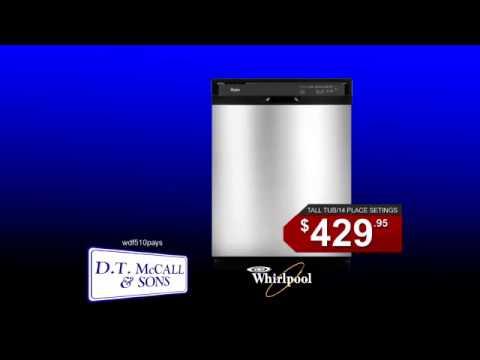 D.T. McCalls Appliance Deals