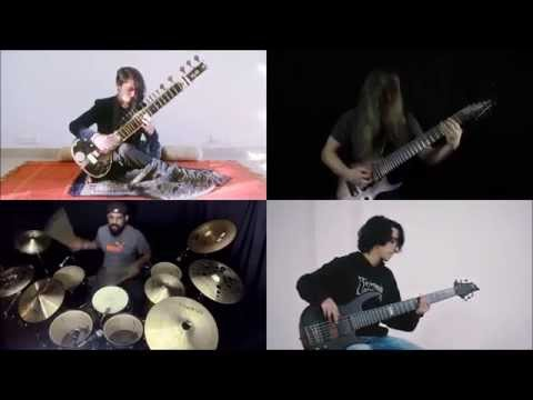 Mute The Saint - The Fall of Sirius (Official Band Playthrough)   Metal Injection