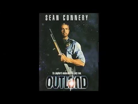 Movienotes for Outland (1981) with Sean Connery and Peter Boyle