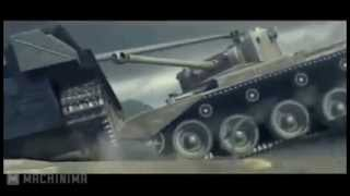 World of Tanks Trailer X Pacific Rim Theme Song