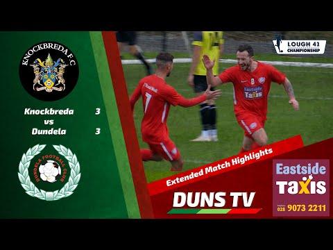 Knockbreda Dundela Goals And Highlights