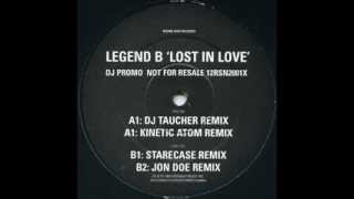 Legend B - Lost In Love (Starecase Remix) [Rising High Records]