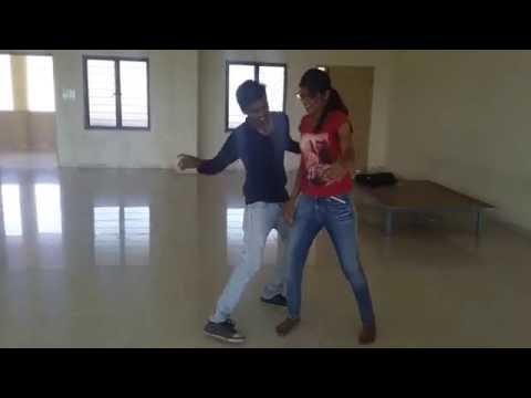jaamu rathri sweet couple dance