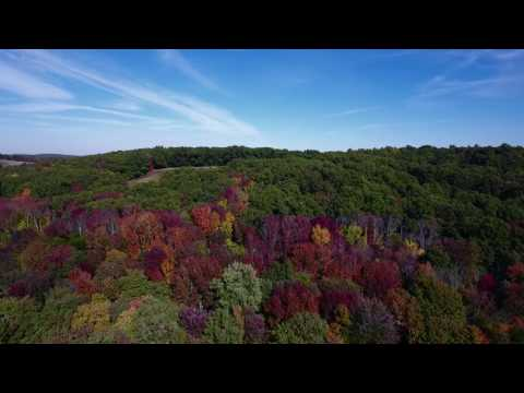 Fall 2016 Drone Flight (Weir Hill North Andover, MA 4K Phantom 4)
