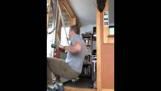 "Jungle Gym Tactical ""muscle Up 50"" Workout"