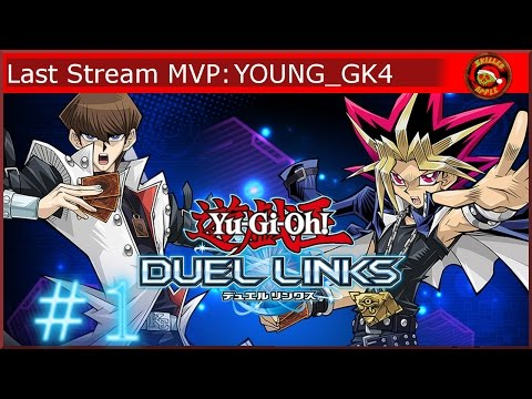 Yu-Gi-Oh! Duel Links | Daily Duels #1 | Just Reached Stage 30! | New Series?
