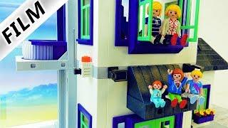 Playmobil Film deutsch | FAMILIE VOGEL ZIEHT WIEDER UM - Kinderzimmer mit Fahrstuhl | Kinderserie