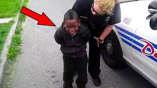 10 Kids Who Got Caught Stealing!
