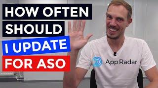 How Often Should I Update Keywords for ASO?