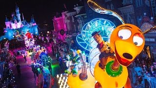 [HD] Paint The Night Parade Disneyland 60th Celebration Opening Night 1080p 60fps Full Complete Show