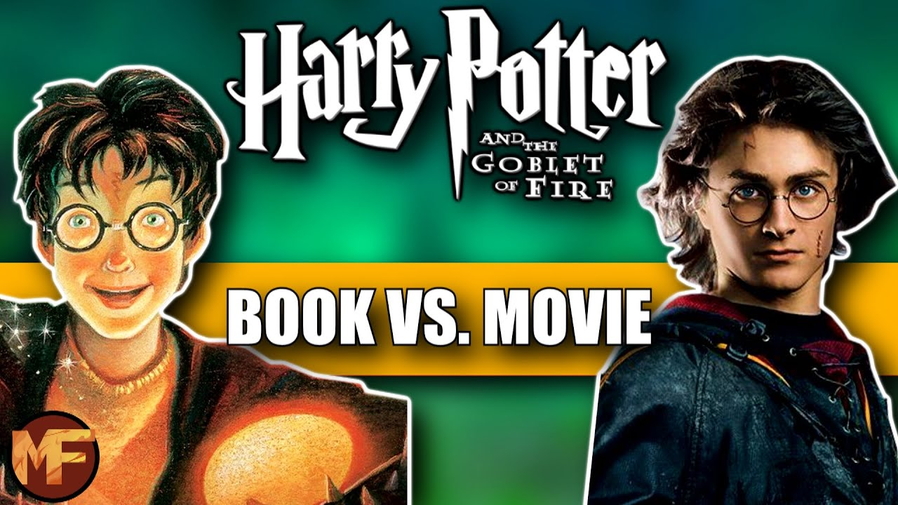 Every Single Difference Between the Goblet of Fire Book & Movie (Harry Potter Explained)