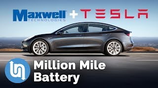 Tesla And Maxwell Technologies