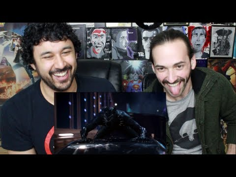 BLACK PANTHER Teaser TRAILER REACTION & REVIEW!!!