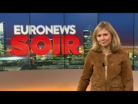 Euronews soir : l'actualité du 1er février