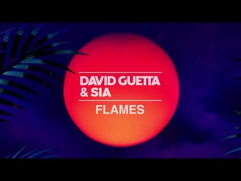 David Guetta & Sia  Flames teaser