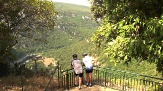 Ardèche - Belvédère de la Cathédrale