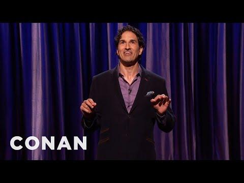 Gary Gulman Stand-Up 06/02/15  - CONAN on TBS