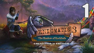Enigmatis 3: The Shadow of Karkhala CE [01] w/YourGibs - REVISIT MAPLE CREEK - OPENING - Part 1