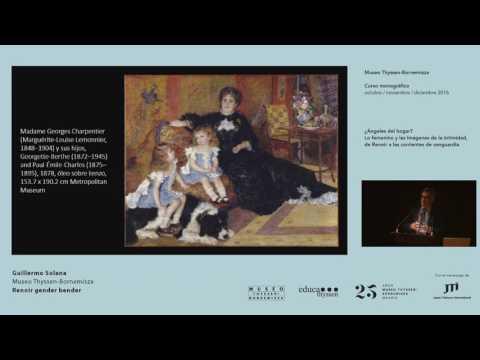 Renoir gender bender / Guillermo Solana, Museo Thyssen-Bornemisza de Madrid