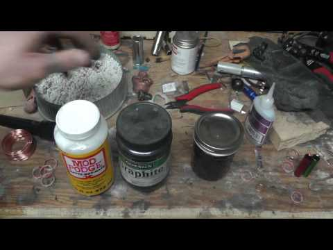 Conductive paint and texture techniques for electroforming