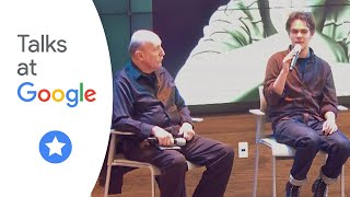 ellar coltrane matt lankes boyhood talks at google
