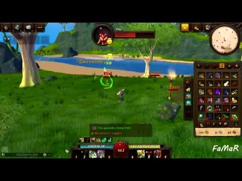 Villagers and Heroes Reborn Walkthrough - Traven Pests
