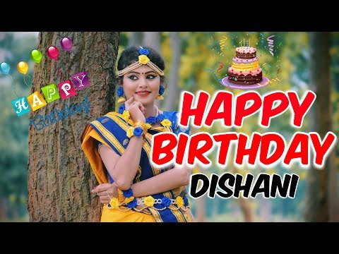 A Surprise for Her   Let's WISH her   Happy Birthday Dishani from our family   Rahul D & Teams
