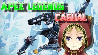 【Apex Leghends】新シーズンに全く慣れない・・・(白目【PS4】
