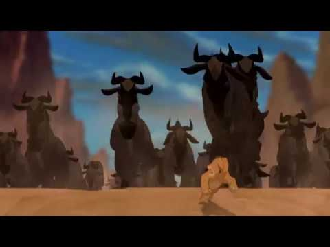 The Lion King Stampede Hans Zimmer 2019 Youtube