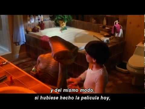 Como Se Hizo: E.T. Subtitulado En Español