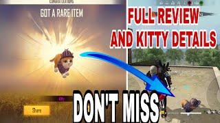HOW MANY SPIN NEEDS TO GET KITTY ? FULL REVIEW OF NEW UPDATE | HOW THIS KITTY WILL HELP YOU IN GAME